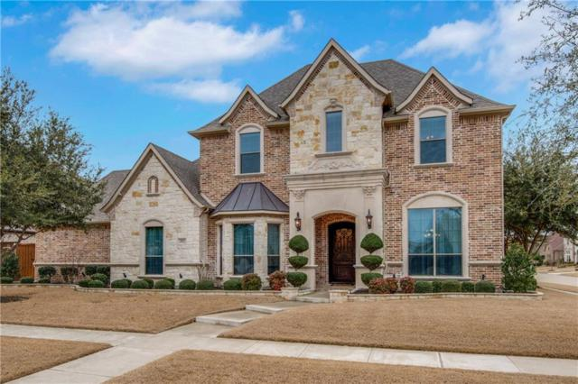 4013 Glenhurst Lane, Frisco, TX 75033 (MLS #13772313) :: Kimberly Davis & Associates