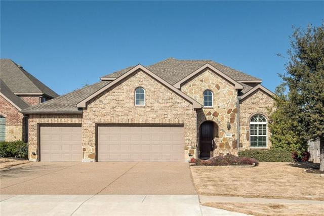900 Ridgecross Road, Prosper, TX 75078 (MLS #13772361) :: Team Hodnett