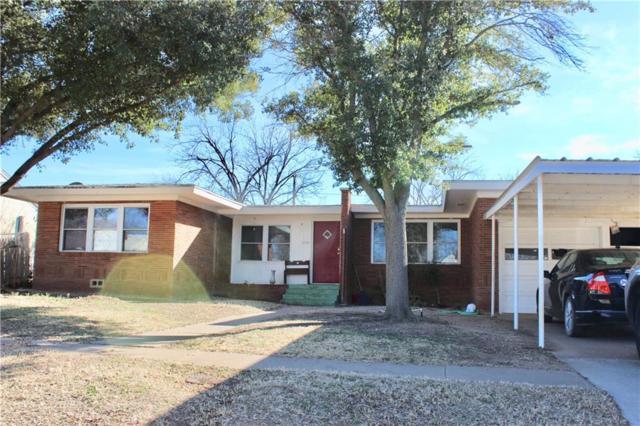 1207 W Wheeler Street, Breckenridge, TX 76424 (MLS #13772395) :: Team Hodnett