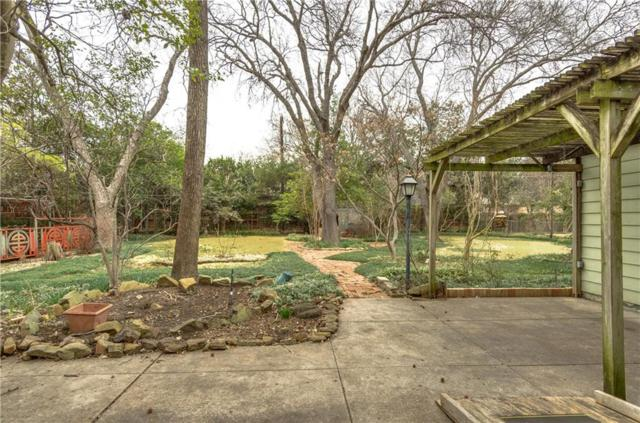 4447 Taos Road, Dallas, TX 75209 (MLS #13772475) :: NewHomePrograms.com LLC