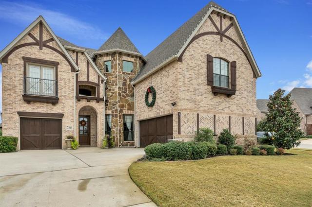 9100 Stacee Lane, Lantana, TX 76226 (MLS #13772514) :: The Real Estate Station