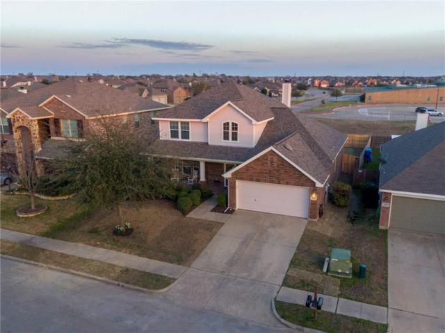 1105 Kimbro Drive, Forney, TX 75126 (MLS #13772574) :: Team Hodnett