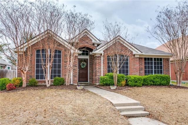 7016 Napa Valley Drive, Frisco, TX 75035 (MLS #13772591) :: Ebby Halliday Realtors