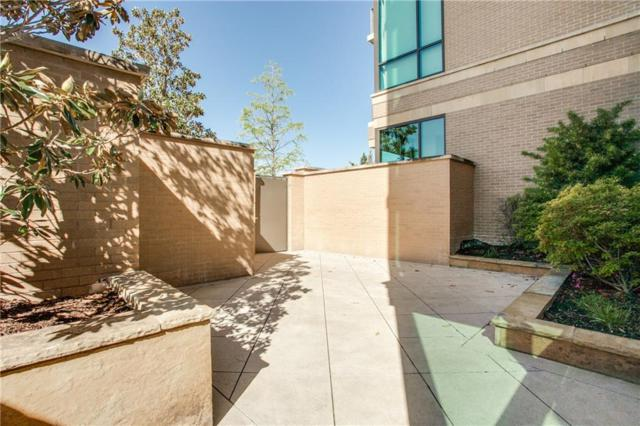 5656 N Central Expy #103, Dallas, TX 75206 (MLS #13772603) :: Team Hodnett