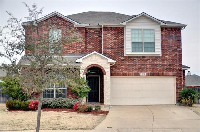 4512 Woodbine Road, Denton, TX 76226 (MLS #13772641) :: Team Hodnett