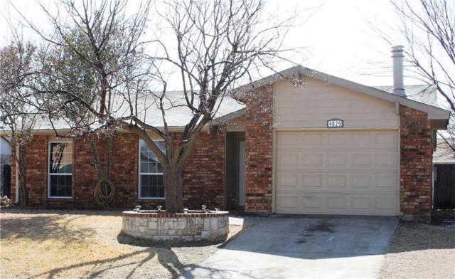 4829 Woodruff Drive, The Colony, TX 75056 (MLS #13772677) :: Team Hodnett
