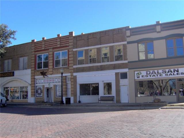 112 W Commerce, Eastland, TX 76448 (MLS #13772683) :: Team Hodnett