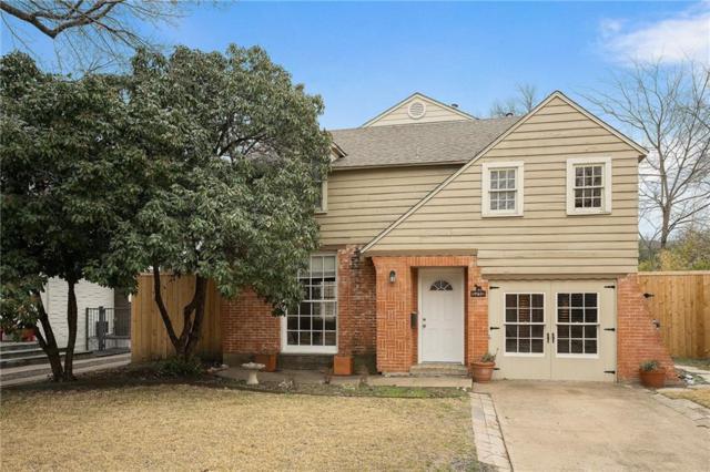 5210 Pershing Street, Dallas, TX 75206 (MLS #13772783) :: NewHomePrograms.com LLC