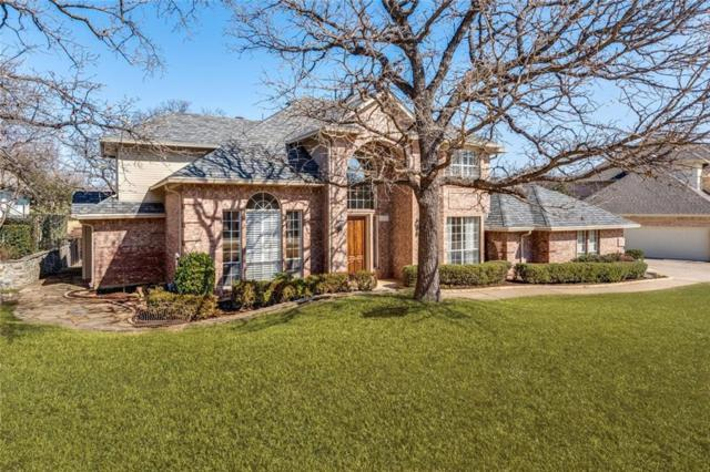 810 Woodhaven Drive, Highland Village, TX 75077 (MLS #13772791) :: North Texas Team | RE/MAX Advantage