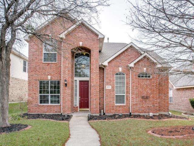 2019 Camelot Drive, Allen, TX 75013 (MLS #13772796) :: Frankie Arthur Real Estate