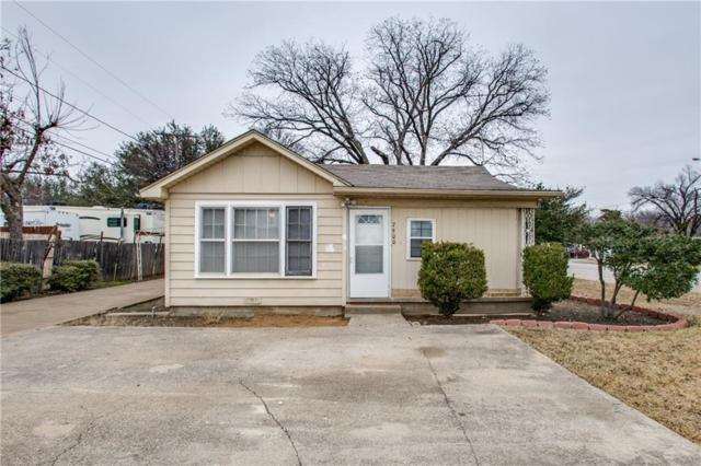 7900 Raymond Avenue, White Settlement, TX 76108 (MLS #13772821) :: Team Hodnett