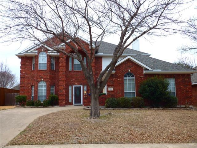 721 Green Apple Drive, Garland, TX 75044 (MLS #13772868) :: Team Hodnett