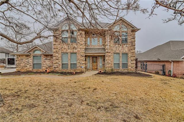 1402 Whispering Water Lane, Mansfield, TX 76063 (MLS #13772950) :: Kindle Realty