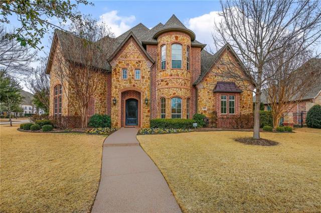618 Castle Rock Drive, Southlake, TX 76092 (MLS #13773053) :: Team Hodnett