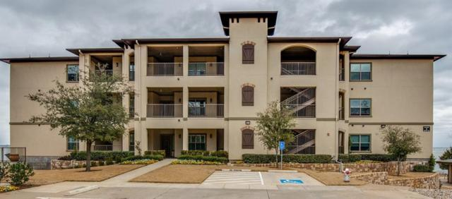 500 Waters Edge Drive #322, Lake Dallas, TX 75065 (MLS #13773167) :: Team Hodnett