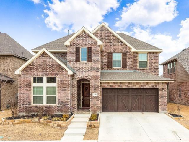 1200 3rd Street, Argyle, TX 76226 (MLS #13773175) :: Team Hodnett