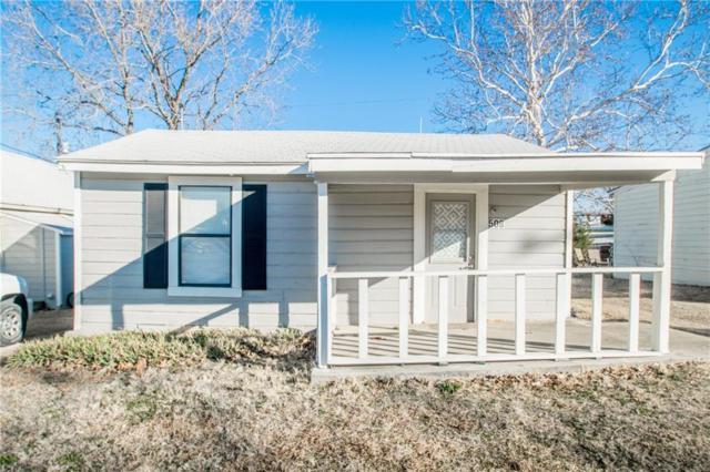 508 Bluebonnet Street, Aubrey, TX 76227 (MLS #13773187) :: Team Hodnett