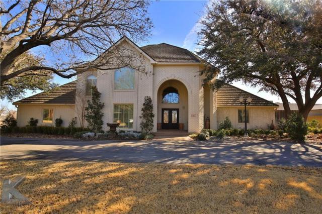 99 Glen Abbey Street, Abilene, TX 79606 (MLS #13773226) :: The Tonya Harbin Team