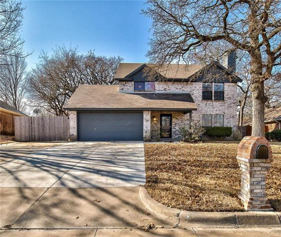 1008 Shady Hill Lane, Burleson, TX 76028 (MLS #13773257) :: The Mitchell Group