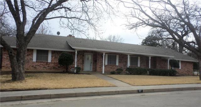 117 W Simmons Street, Weatherford, TX 76086 (MLS #13773300) :: Team Hodnett