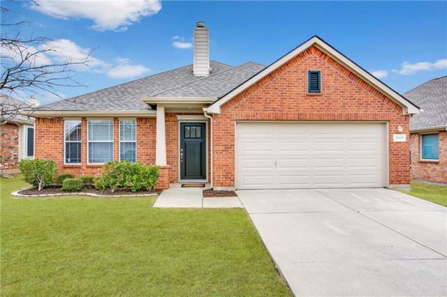 2809 Dawn Spring Drive, Little Elm, TX 75068 (MLS #13773363) :: Van Poole Properties