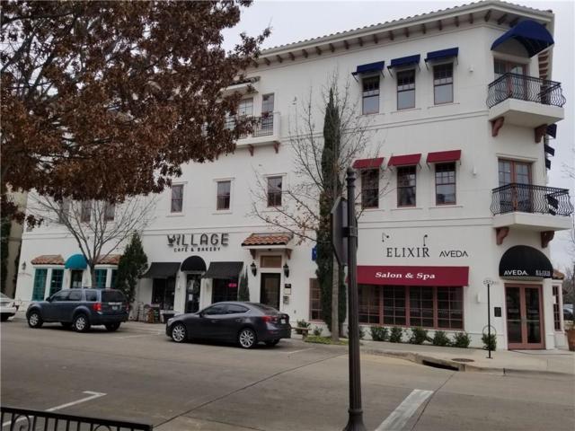85 Village Lane #125, Colleyville, TX 76034 (MLS #13773415) :: Baldree Home Team