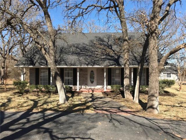 3220 Oak Lane, Weatherford, TX 76088 (MLS #13773455) :: Potts Realty Group