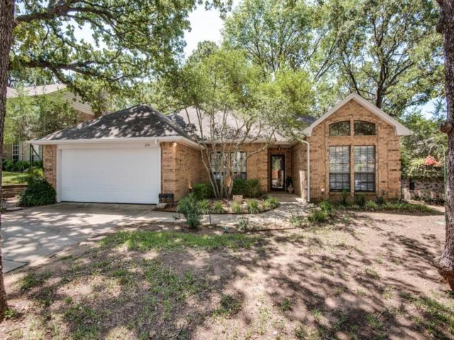 2141 N Aspenwood Drive, Grapevine, TX 76051 (MLS #13773475) :: Team Hodnett