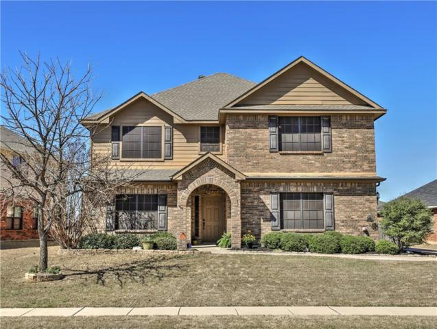 2508 Glen Ranch Drive, Burleson, TX 76028 (MLS #13773499) :: Team Hodnett