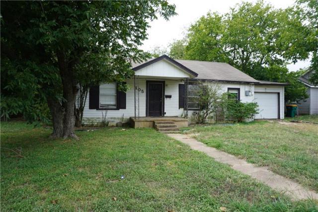 105 W 14th Avenue, Belton, TX 76513 (MLS #13773511) :: Team Hodnett