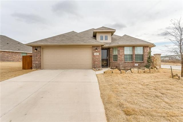 2565 Weatherford Heights Drive, Weatherford, TX 76087 (MLS #13773517) :: Team Hodnett