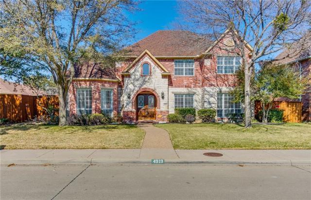 4919 Holly Tree Drive, Dallas, TX 75287 (MLS #13773526) :: Team Hodnett