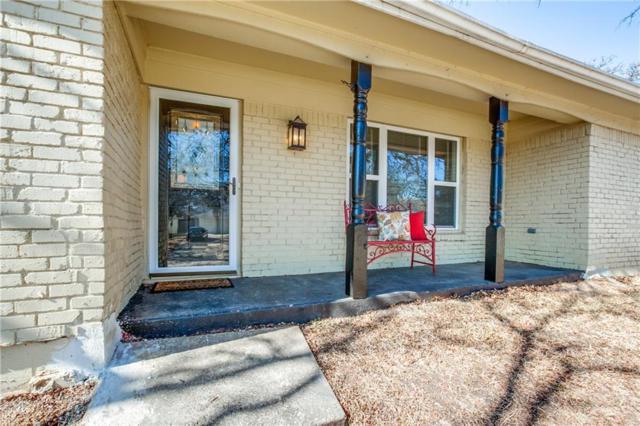 342 Somerset Circle, Bedford, TX 76022 (MLS #13773647) :: Team Hodnett
