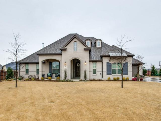 109 Blue Stem Lane, Aledo, TX 76008 (MLS #13773650) :: Team Hodnett