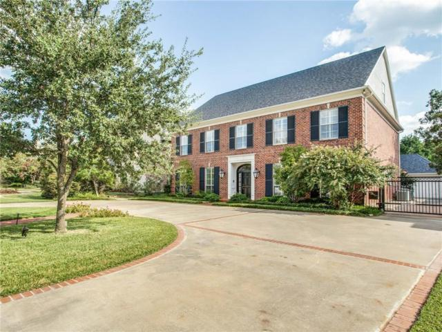 6408 Pemberton Drive, Dallas, TX 75230 (MLS #13773788) :: Team Hodnett