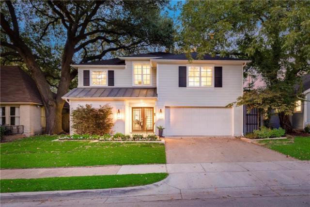3614 Granada Avenue, University Park, TX 75205 (MLS #13773809) :: Team Hodnett