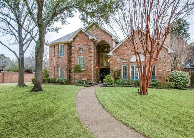5100 Longwood Court, Plano, TX 75093 (MLS #13773929) :: Team Hodnett