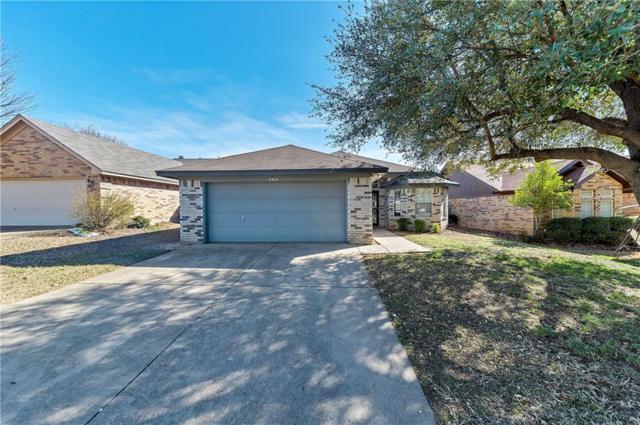 5821 Stone Meadow Lane, Fort Worth, TX 76179 (MLS #13773963) :: Team Hodnett