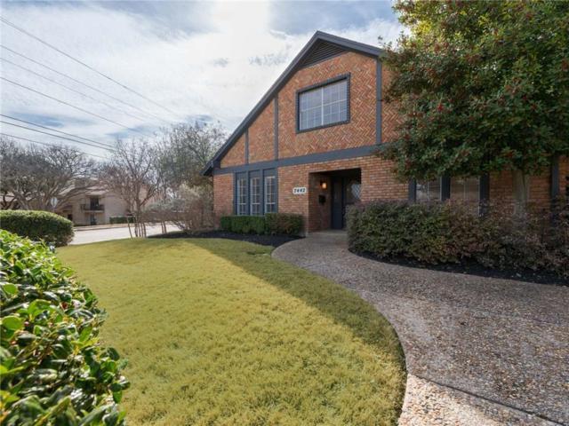 7442 Woodthrush Drive, Dallas, TX 75230 (MLS #13774002) :: Team Hodnett