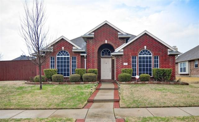 1111 Shady Brook Drive, Allen, TX 75002 (MLS #13774005) :: Exalt Realty