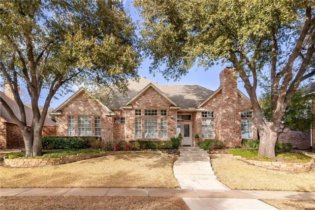 1022 Wiltshire Drive, Carrollton, TX 75007 (MLS #13774069) :: Hargrove Realty Group