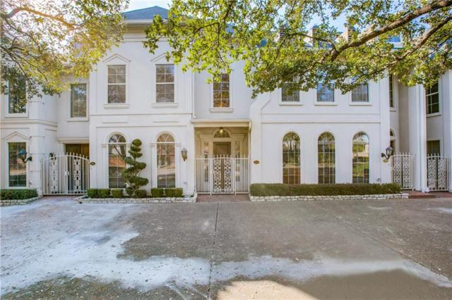 7415 Inwood Road, Dallas, TX 75209 (MLS #13774071) :: NewHomePrograms.com LLC