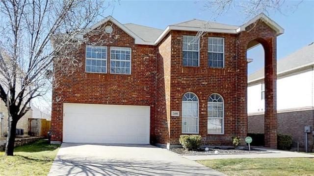 2408 Pharr Drive, Mckinney, TX 75070 (MLS #13774237) :: Kimberly Davis & Associates