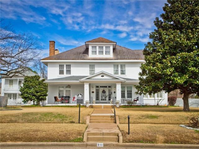 311 E Kilpatrick Street, Mineola, TX 75773 (MLS #13774248) :: Team Hodnett