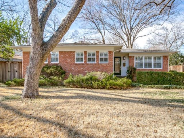 7323 Fenton Drive, Dallas, TX 75231 (MLS #13774321) :: Team Hodnett