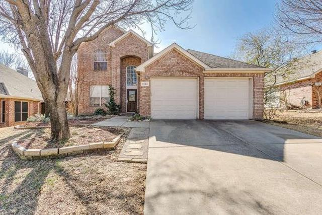 1662 Knoll Ridge Circle, Corinth, TX 76210 (MLS #13774328) :: Team Tiller
