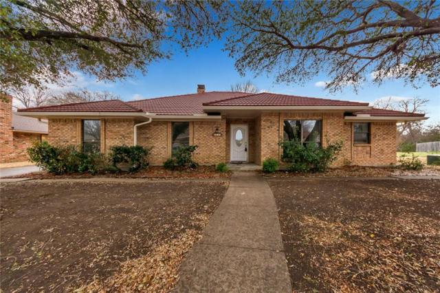 813 Hunters Creek Drive, Desoto, TX 75115 (MLS #13774363) :: Team Hodnett