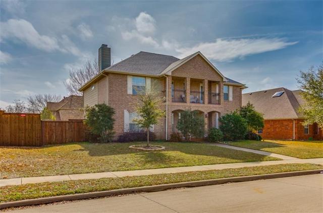8313 Tanglerose Drive, Frisco, TX 75033 (MLS #13774384) :: Frankie Arthur Real Estate