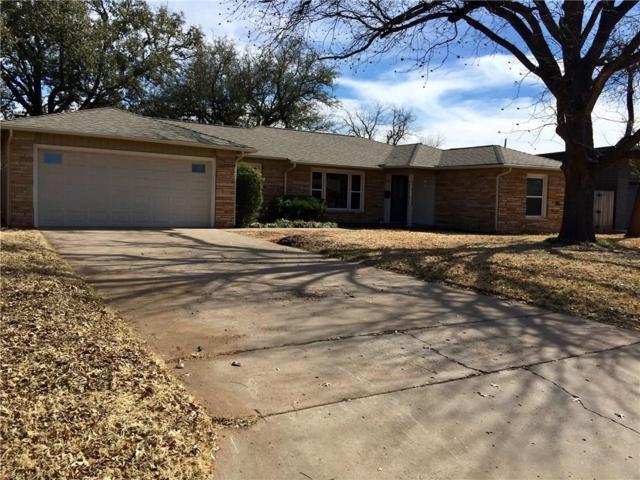 325 Moore Drive, Abilene, TX 79605 (MLS #13774454) :: Team Hodnett
