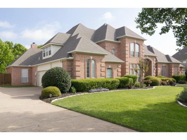 1310 Meadow Ridge Court, Southlake, TX 76092 (MLS #13774517) :: Team Tiller